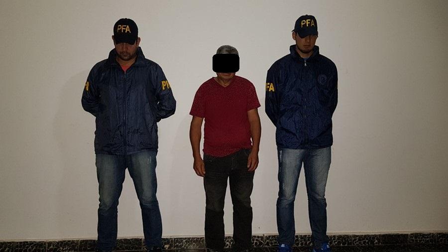 Detienen en Paso de los Libres a un peligroso fugitivo