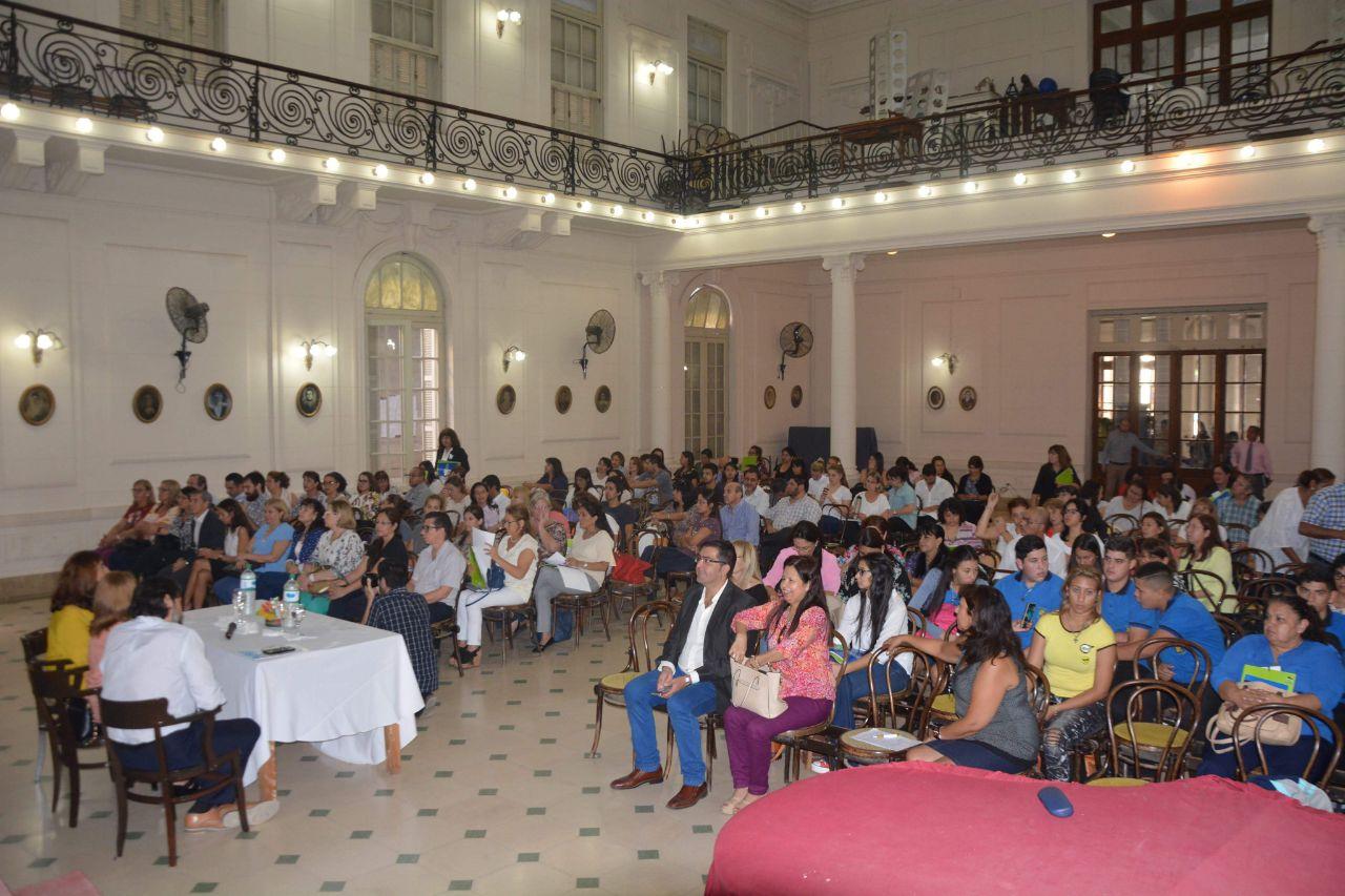 Primer encuentro de Educación Solidaria