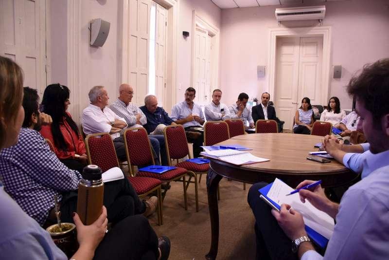 Acción municipal por el desarrollo económico y urbano de la ciudad