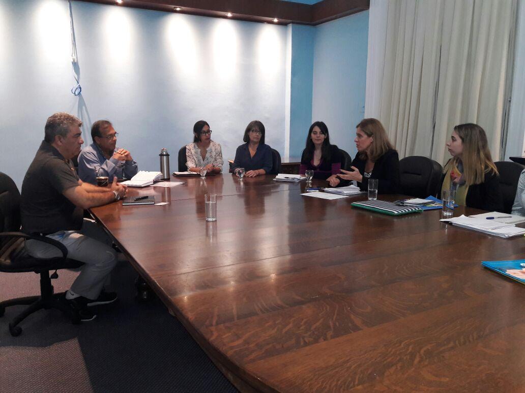 Nación y Provincia buscan implementar programas de hábitos saludables en Corrientes
