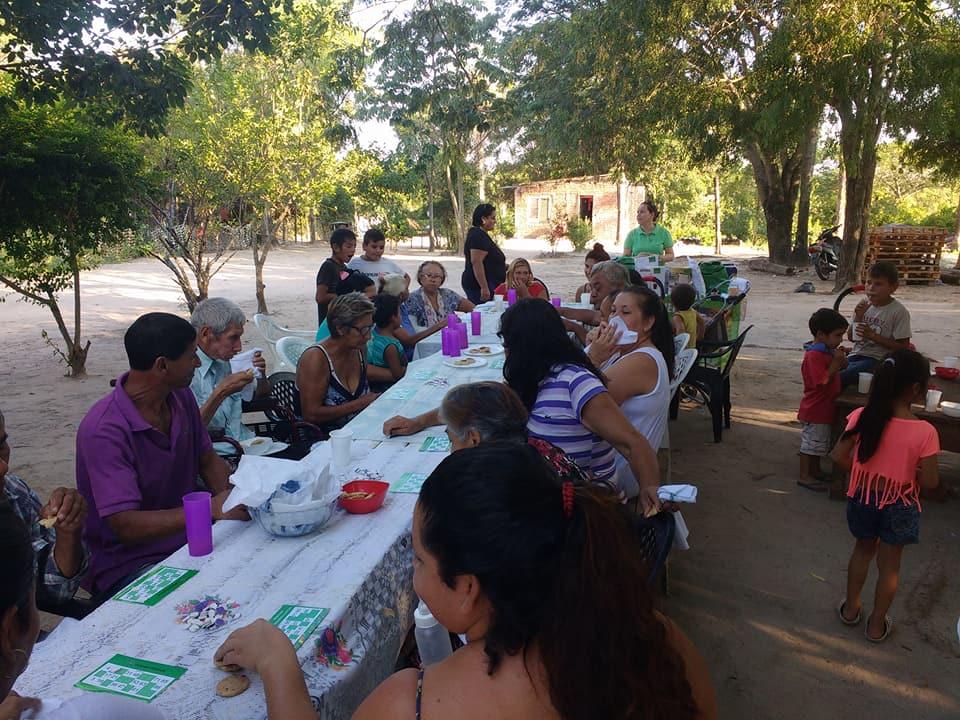 El Consejo Provincial de la Mujer compartió Bingo, regalitos y concientización