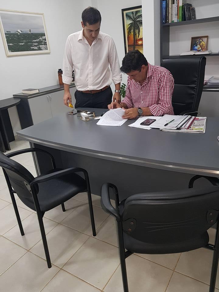 La Provincia firmó un convenio con el Municipio de Ituzaingó