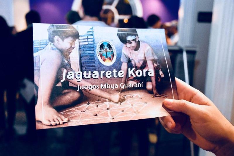 Se inauguró la muestra Jaguareté Korá en la Sala Adolfo Mors