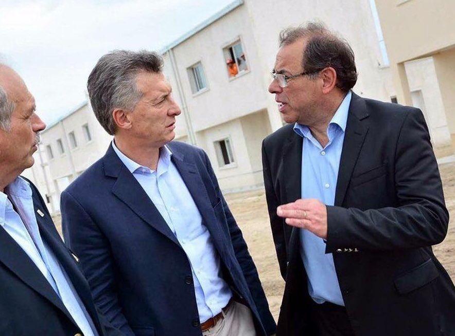 Eduardo Tassano se reunirá con Mauricio Macri