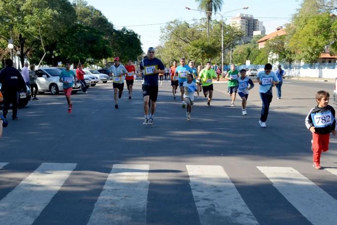 Maratón para celebrar el Mes de Corrientes
