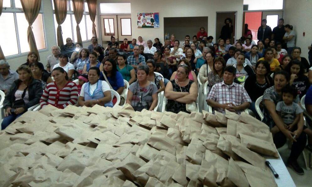 Salud Pública entregó 318 anteojos en Paso de los Libres
