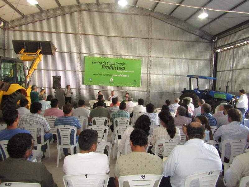 """El CECAP arrancó el ciclo 2018 con tres ejes de trabajo y la misión de """"agrictulturizar la ganadería"""""""