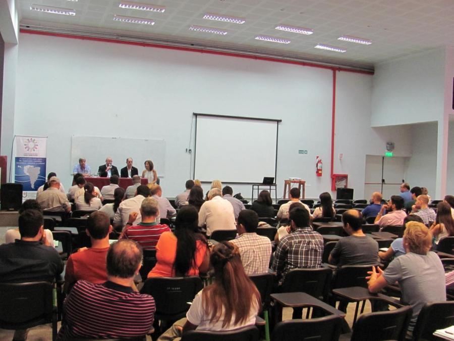 Veterinaria: debatieron perspectivas de producción porcina para Argentina y Sudamérica