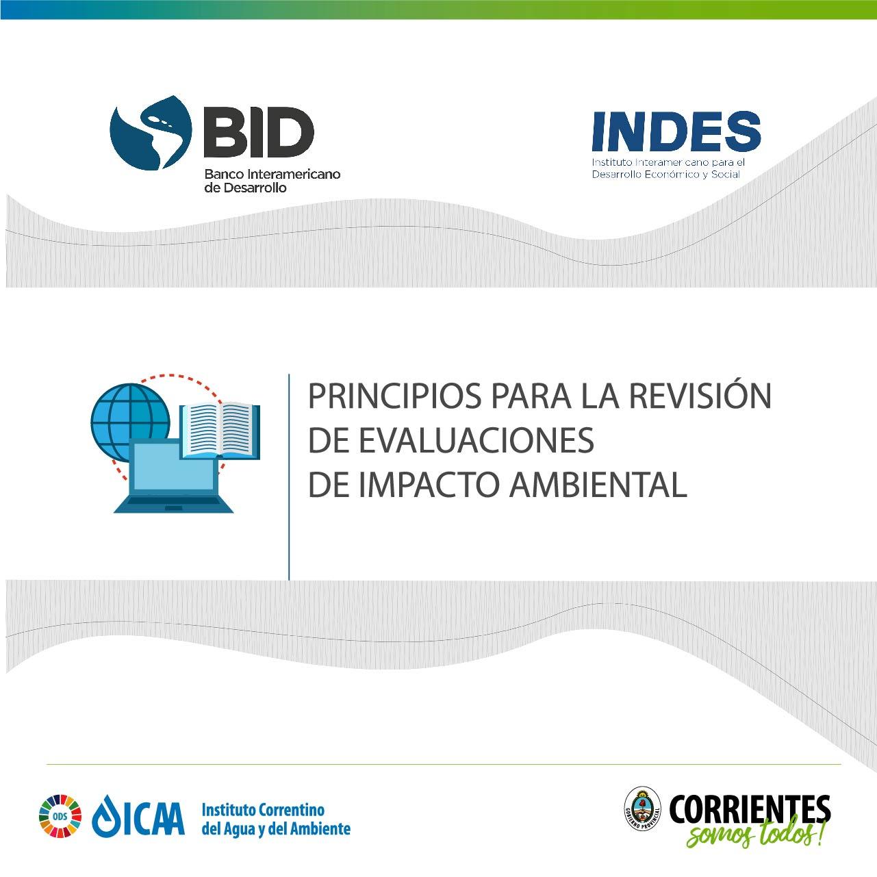 Profesional del ICAA seleccionada para curso de capacitación del BID