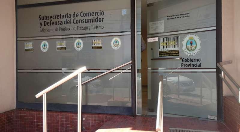 Capacitan sobre derechos de los consumidores a vecinos de Saladas