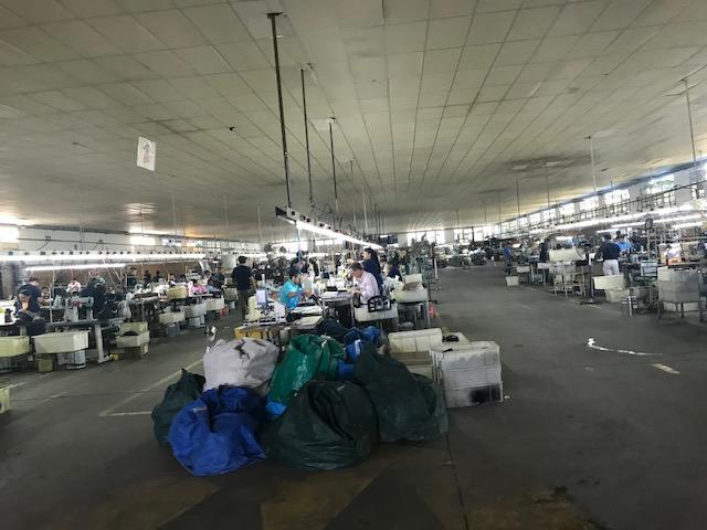 San Luis del Palmar: la Defensoría del Pueblo  visitó la cooperativa de calzados UTRASA