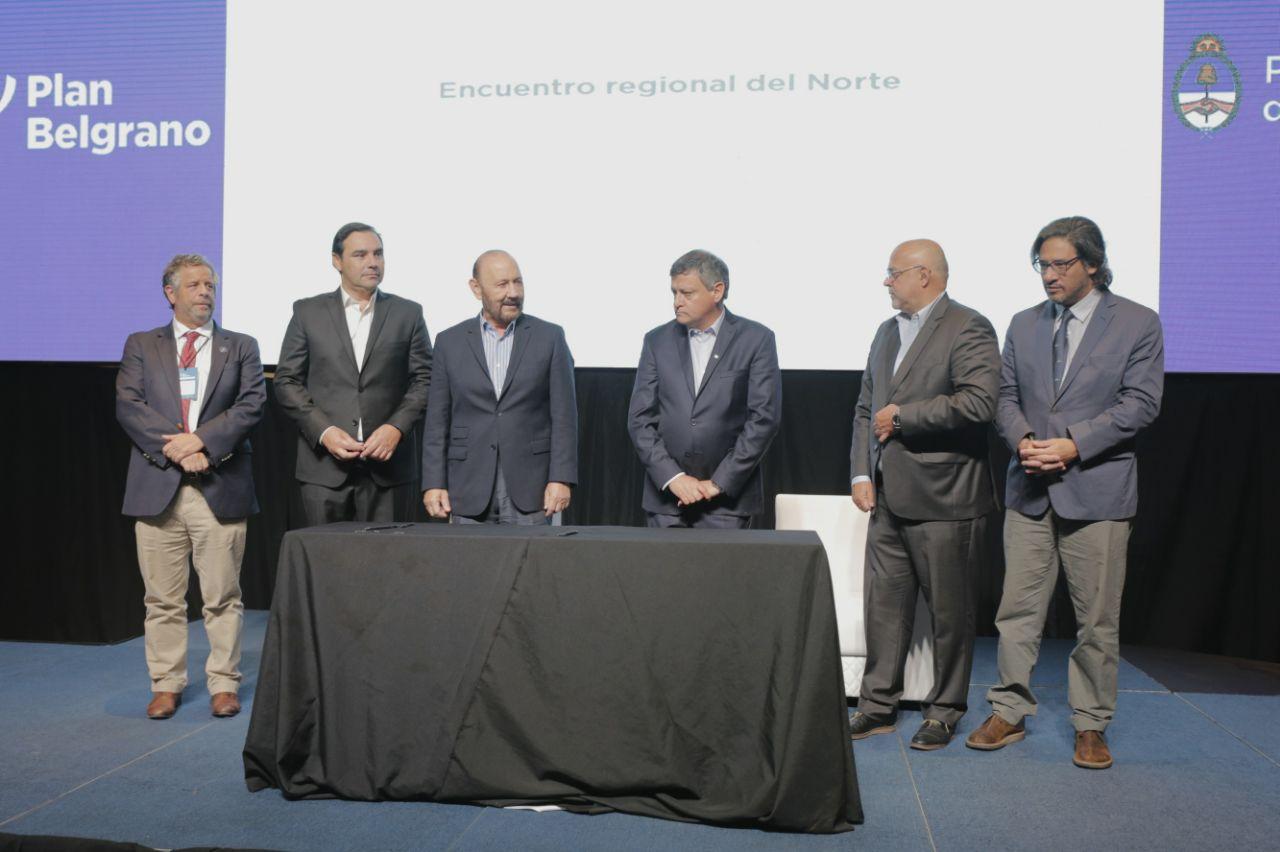 El Ministerio de Justicia firmó convenios con Corrientes, Chaco, Formosa y Misiones