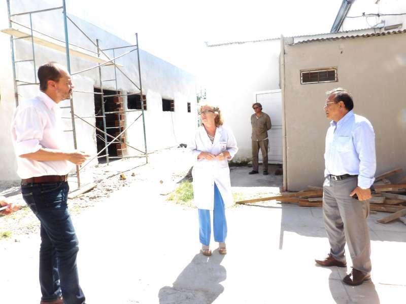 La Provincia avanza con las obras del Banco de Leche Humana