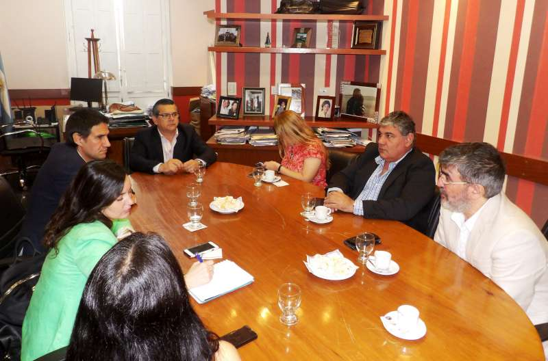 La Nación y la Provincia profundizarán acciones de abordaje sobre salud mental en Corrientes