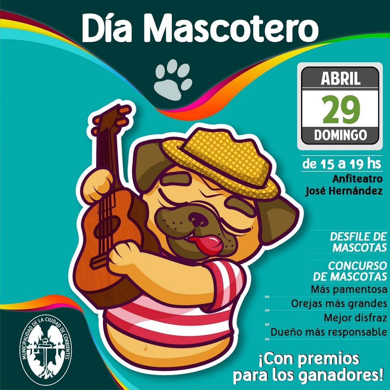 """Este domingo, """"Día Mascotero"""" en el José Hernández"""