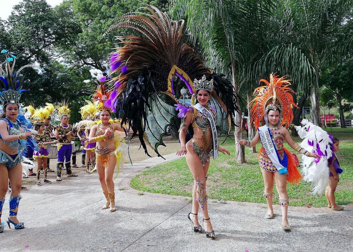 Gran convocatoria en el Congreso del Carnaval