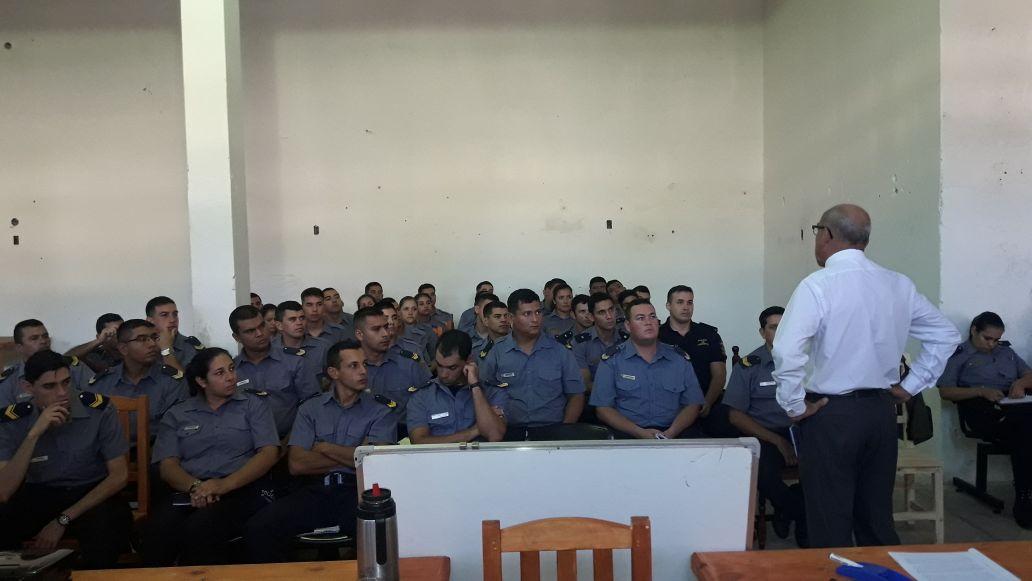 Primeras Jornadas de Capacitación en las funciones y Atribuciones de la Policía como auxiliar de la Justicia