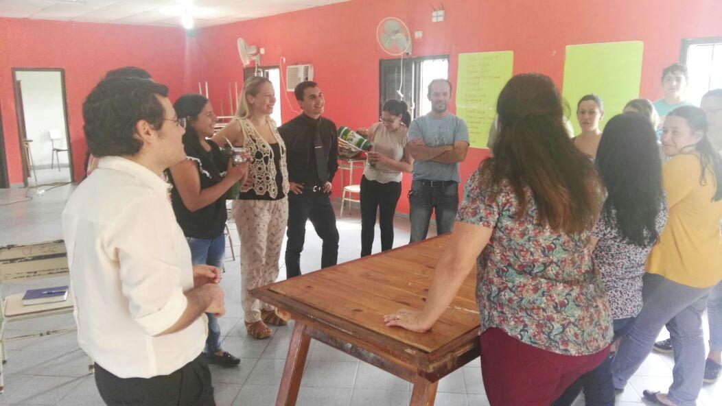 Se conformó la mesa de primera infancia en Ita Ibate