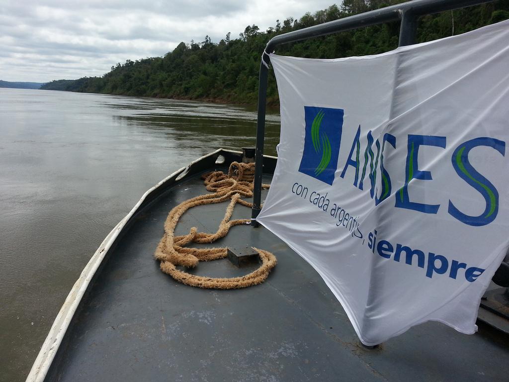 Anses desplegará una semana de operativos fluviales en las islas de Ituzaingó