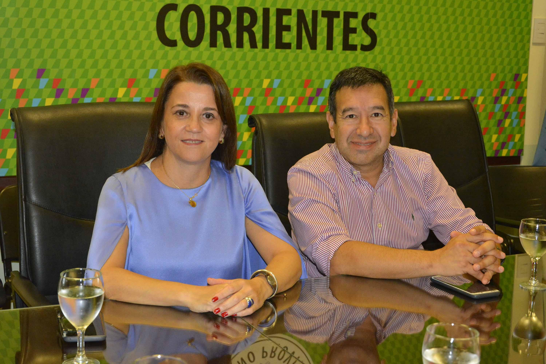 Corrientes sumó su adhesión al Programa Entornos Creativos