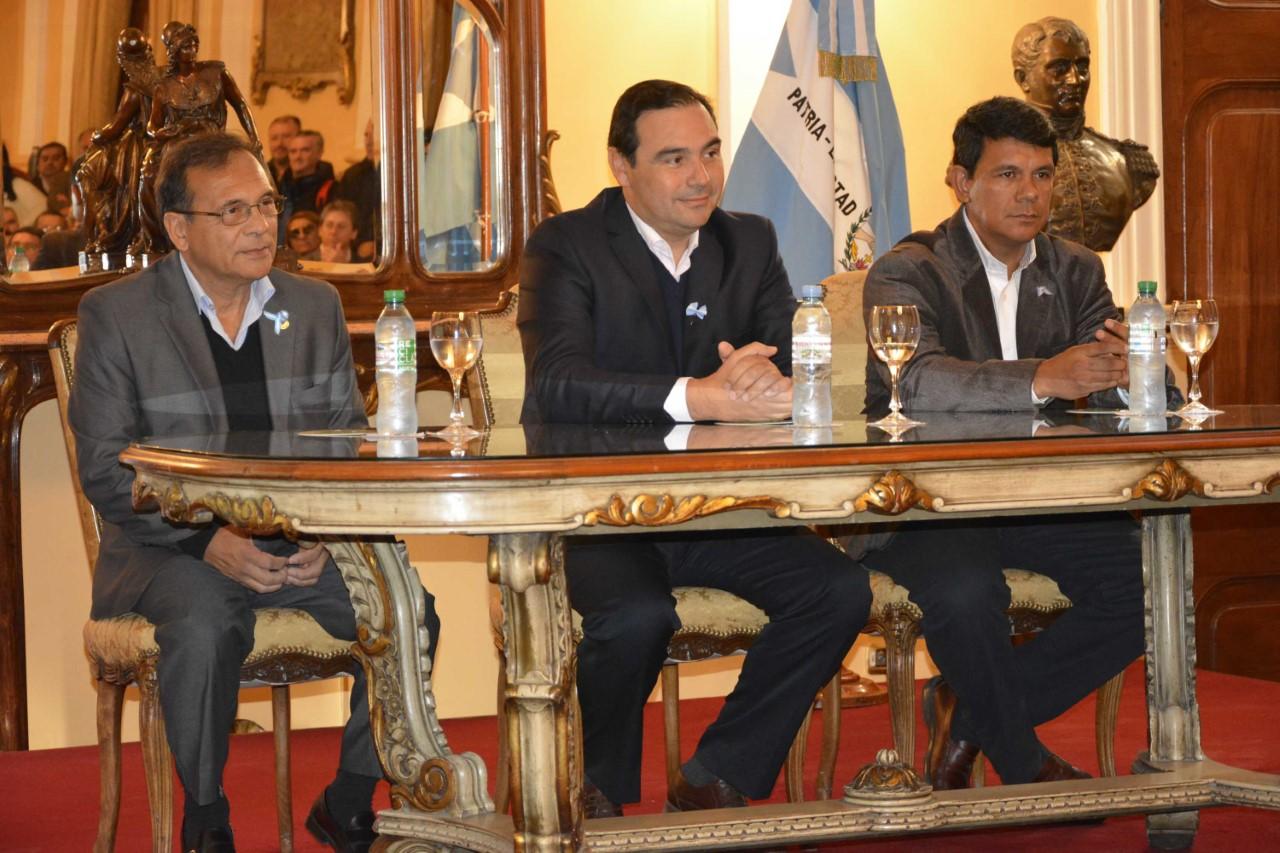 Valdés apunta a una salud pública de excelencia a  través de la modernización y la calidad de gestión