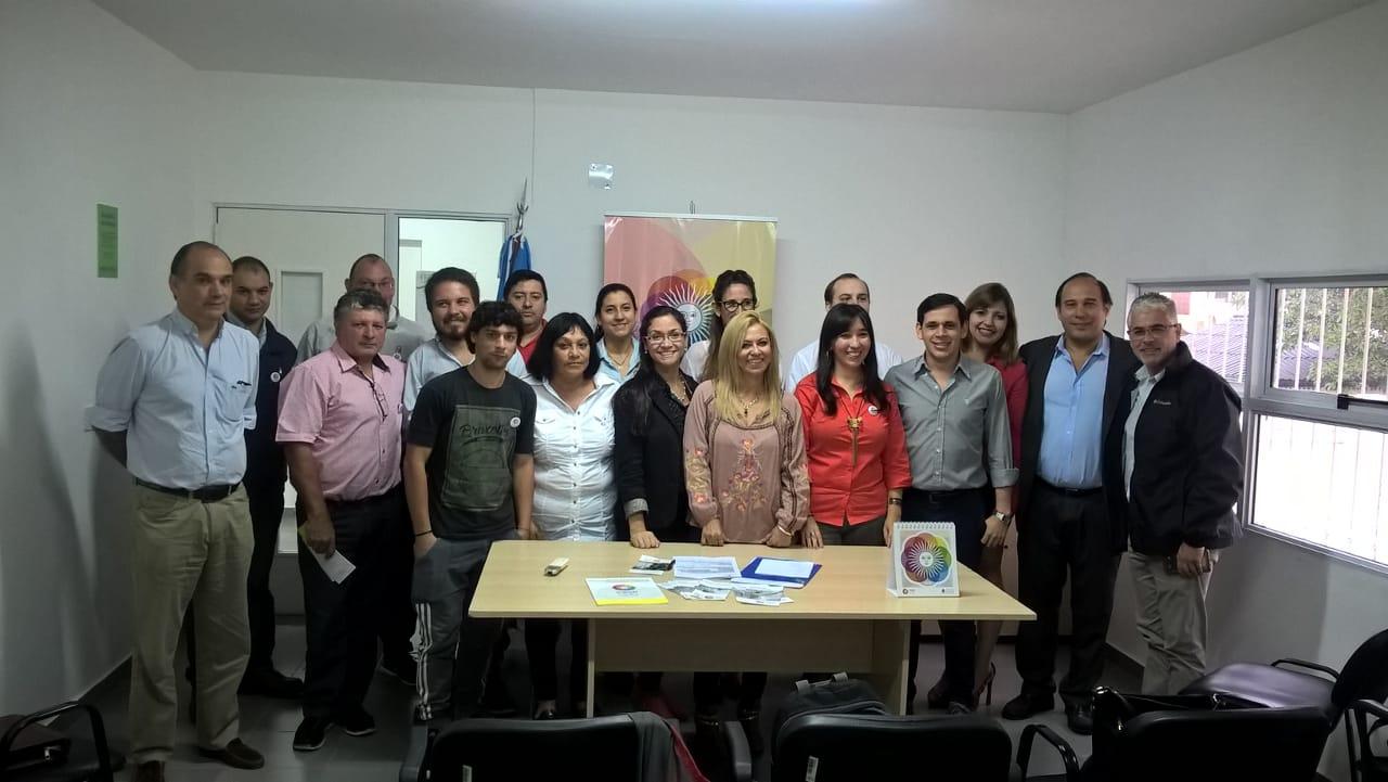 El INADI Corrientes incorporará personas con discapacidad a su equipo de trabajo