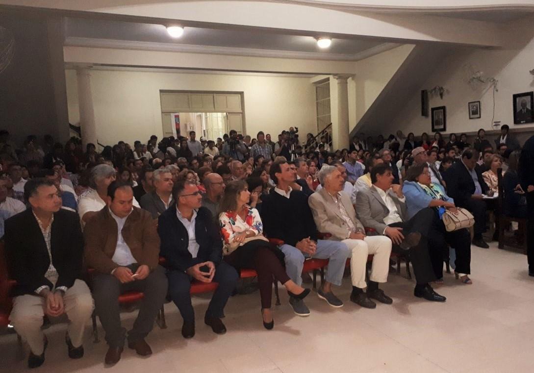 """Gran convocatoria en la conferencia """"Ciudades con más futuro"""""""