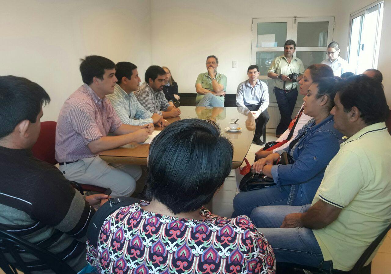 Los Comedores Comunitarios desarrollaran Huertas Institucionales
