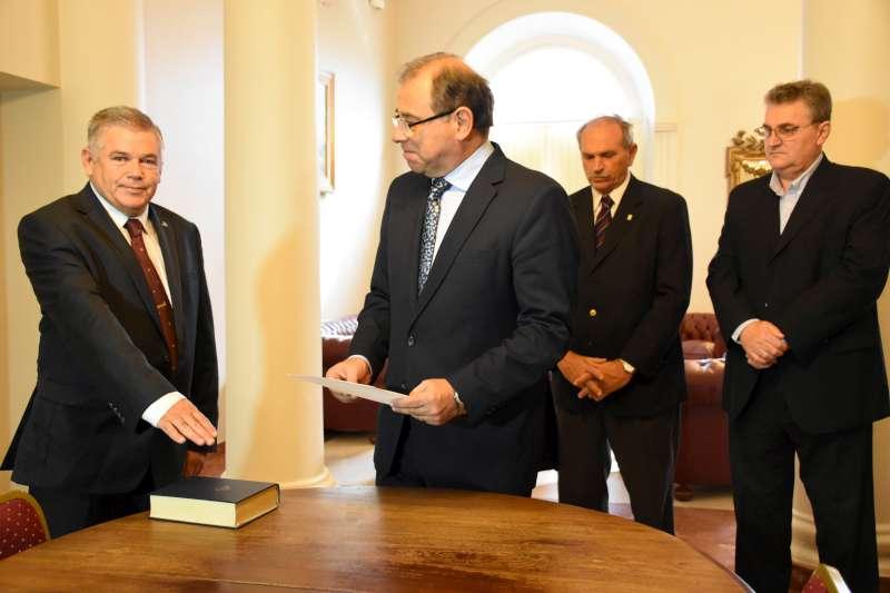 """Tassano: """"El trabajo del secretario de Infraestructura beneficiará a todos los ciudadanos"""""""