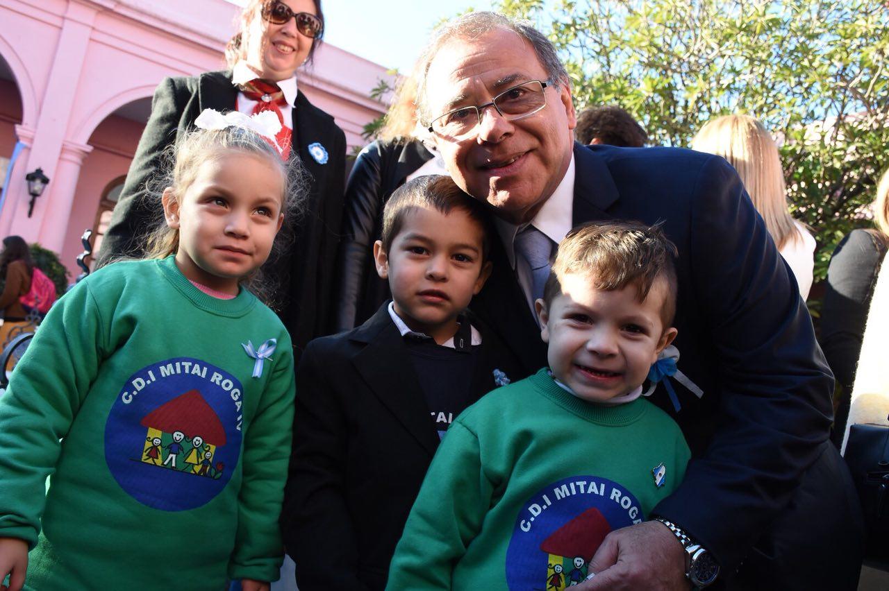 Los CDI municipales celebrarán el Día de los Jardines de Infantes y de la Maestra Jardinera