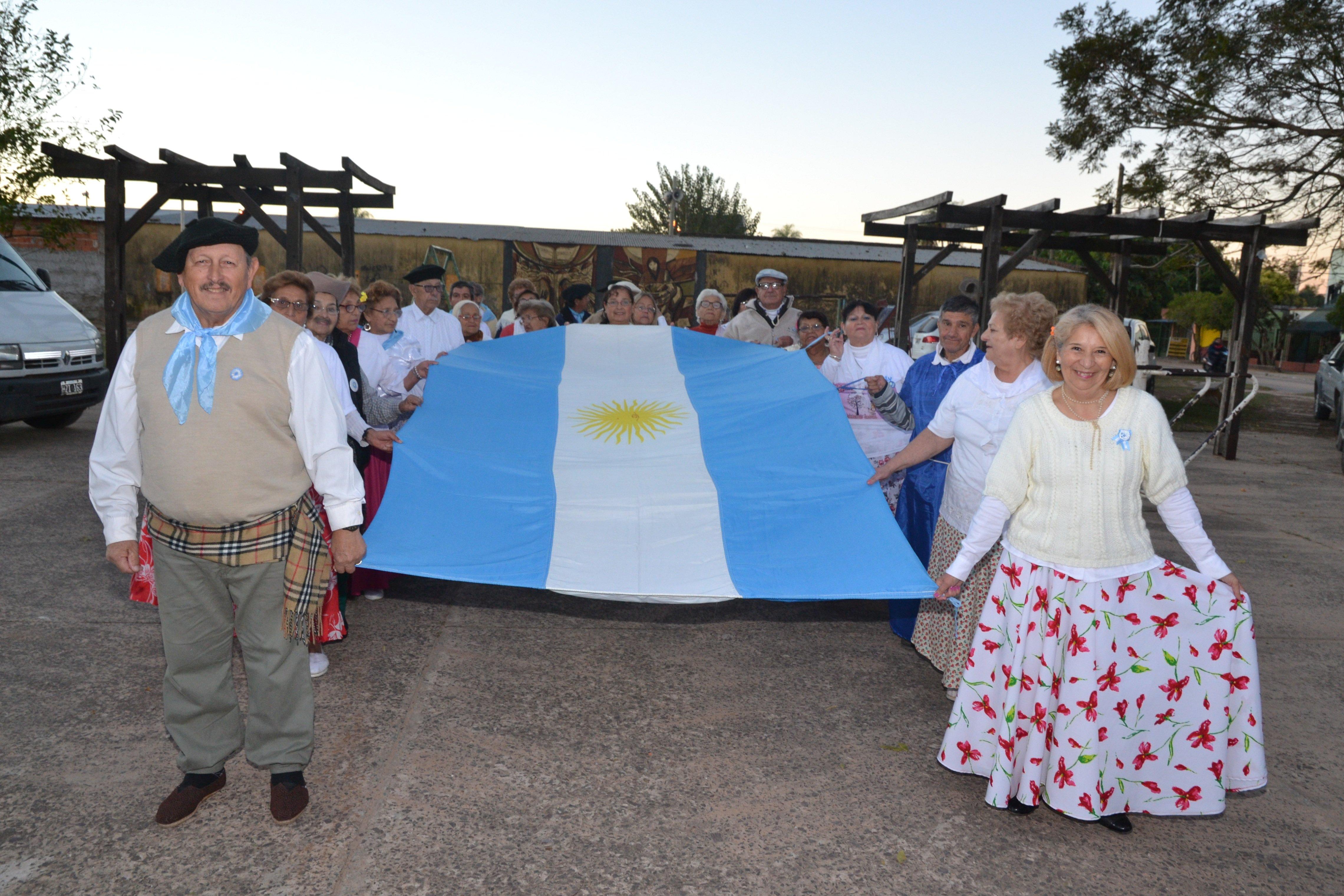 Festival criollo comunitario en el CIC Ciudades Correntinas