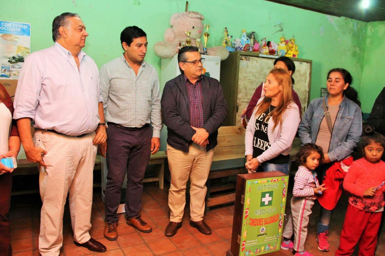 Comedores Saludables en el Barrio Molina Punta