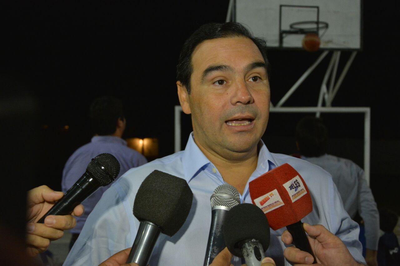 Empedrado: Valdés rubricó convenios para la construcción de una Terminal,  caminos, infraestructura urbana y adelantó el avance del proyecto de red cloacal