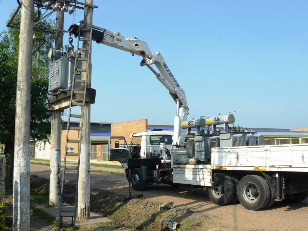 Avanza la ejecución de $240 millones en obras energéticas para 20 localidades