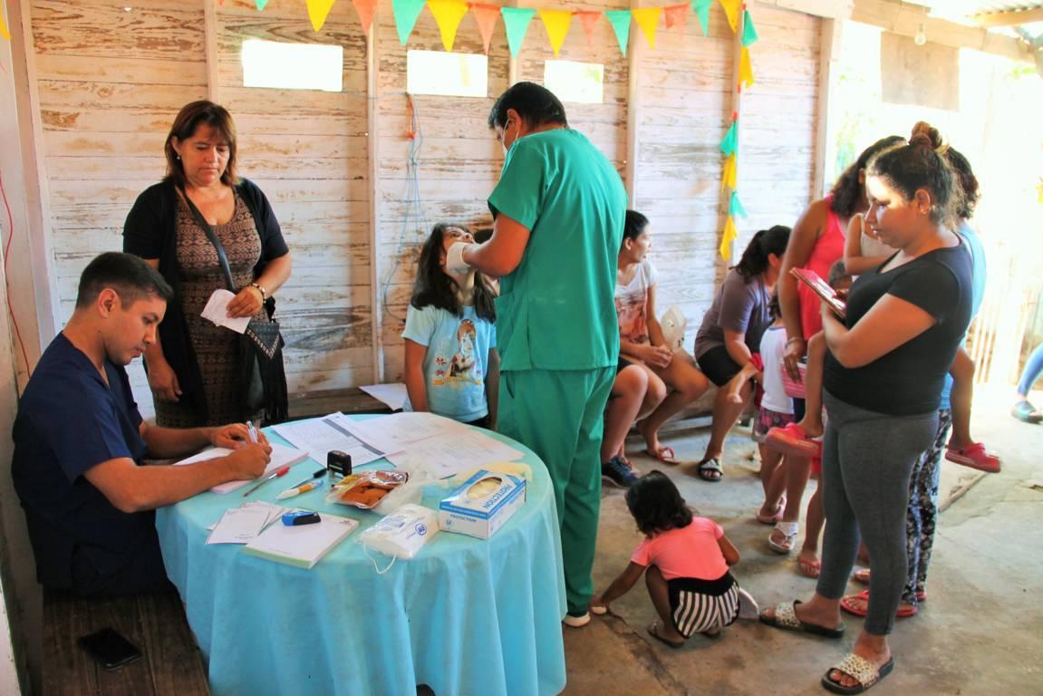 Realizaran operativos en los barrios Molina Punta, 3 de abril y La Tosquera