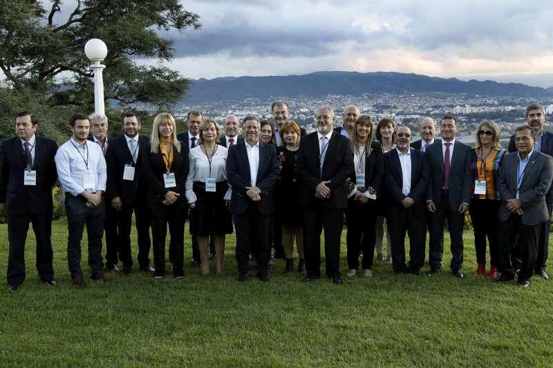 Cardozo participó del segundo encuentro del año del Consejo Federal de Salud
