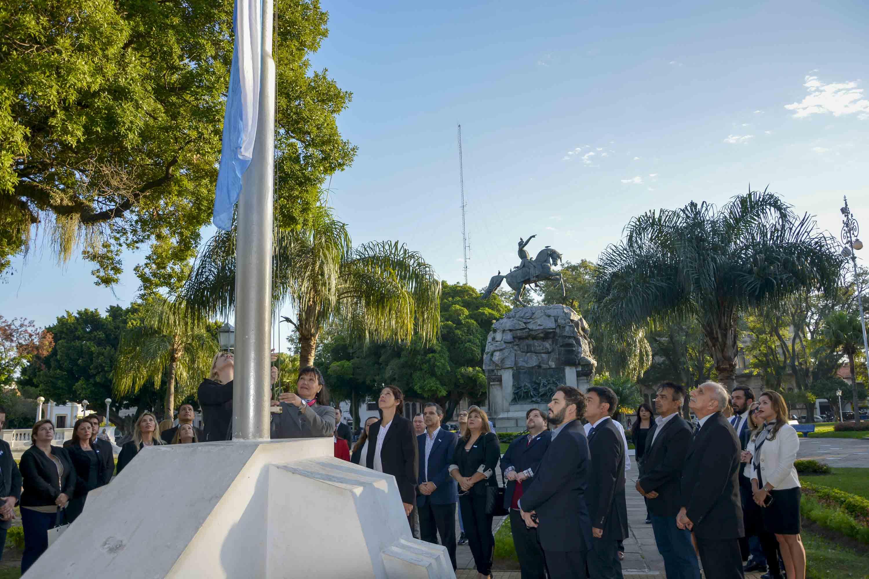 Se recordó el Día Nacional del Ceremonial