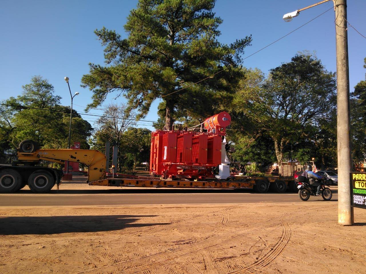 La DPEC repotencia el parque  foresto industrial de Santa Rosa