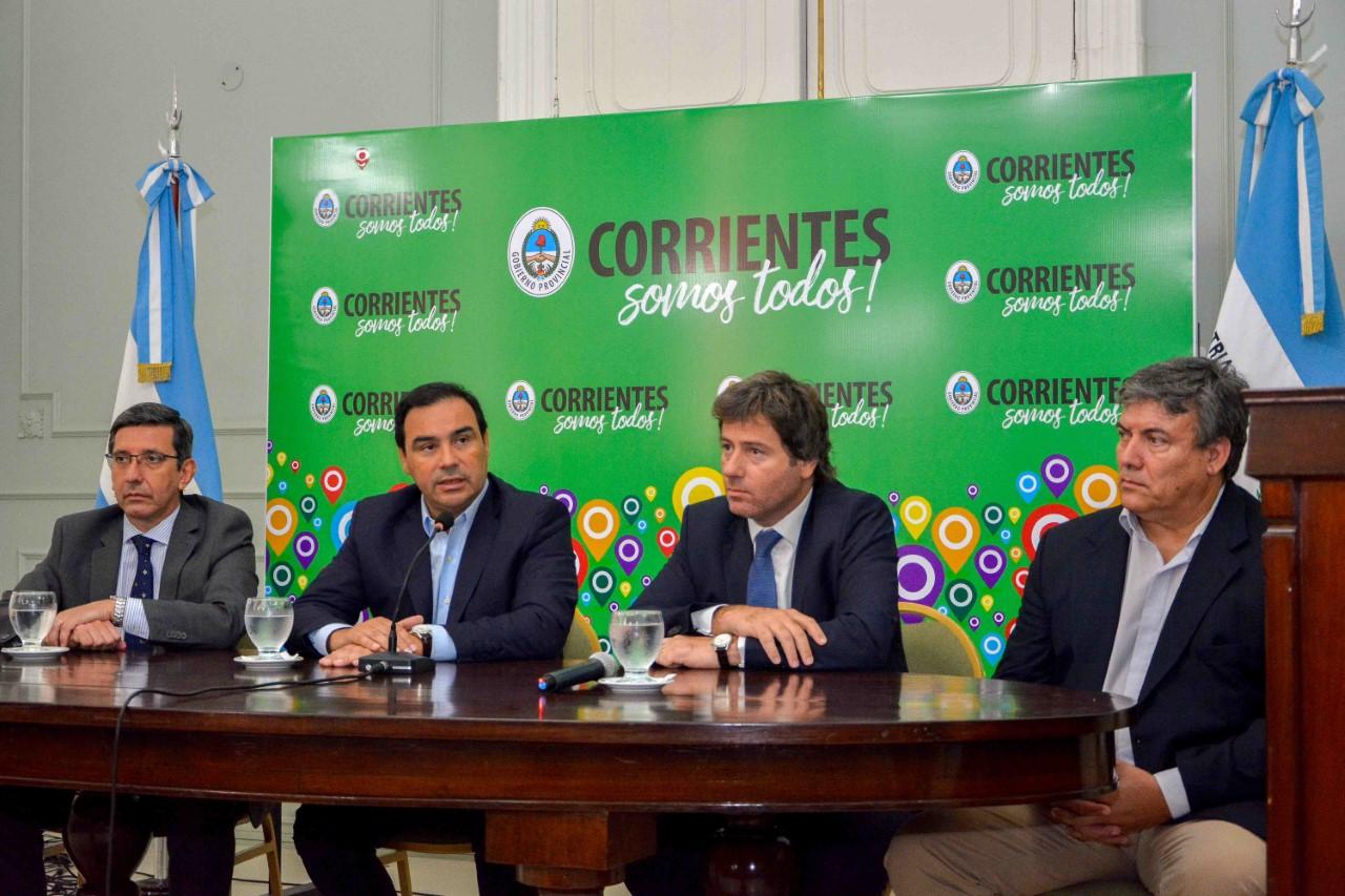 Avanza el proceso para la construcción dos cárceles federales en Corrientes