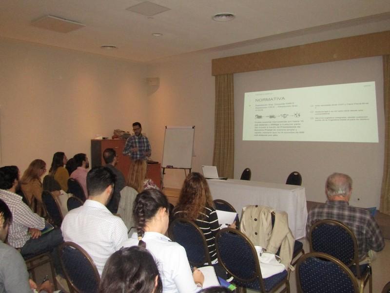 Lanzamiento en Corrientes del programa Exporta Simple del Ministerio de Producción de la Nación