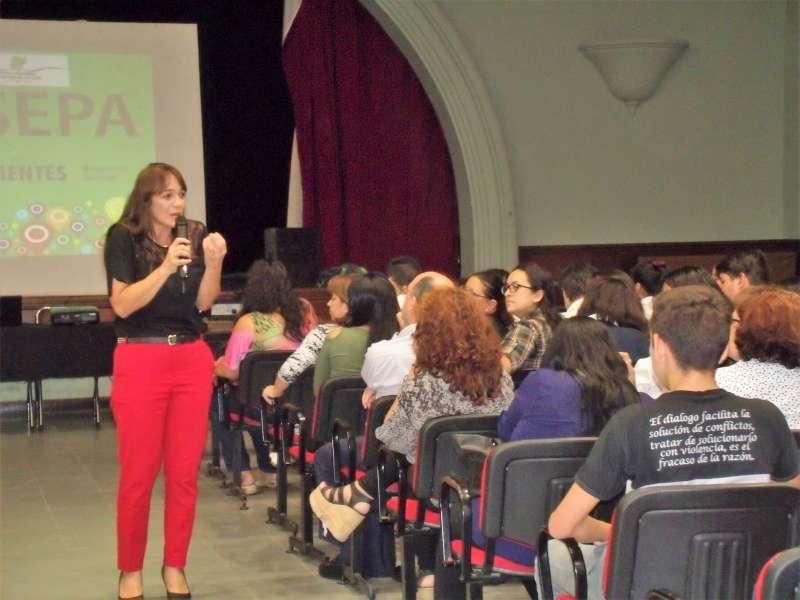 Más de 100 alumnos mediadores  participaron de un encuentro