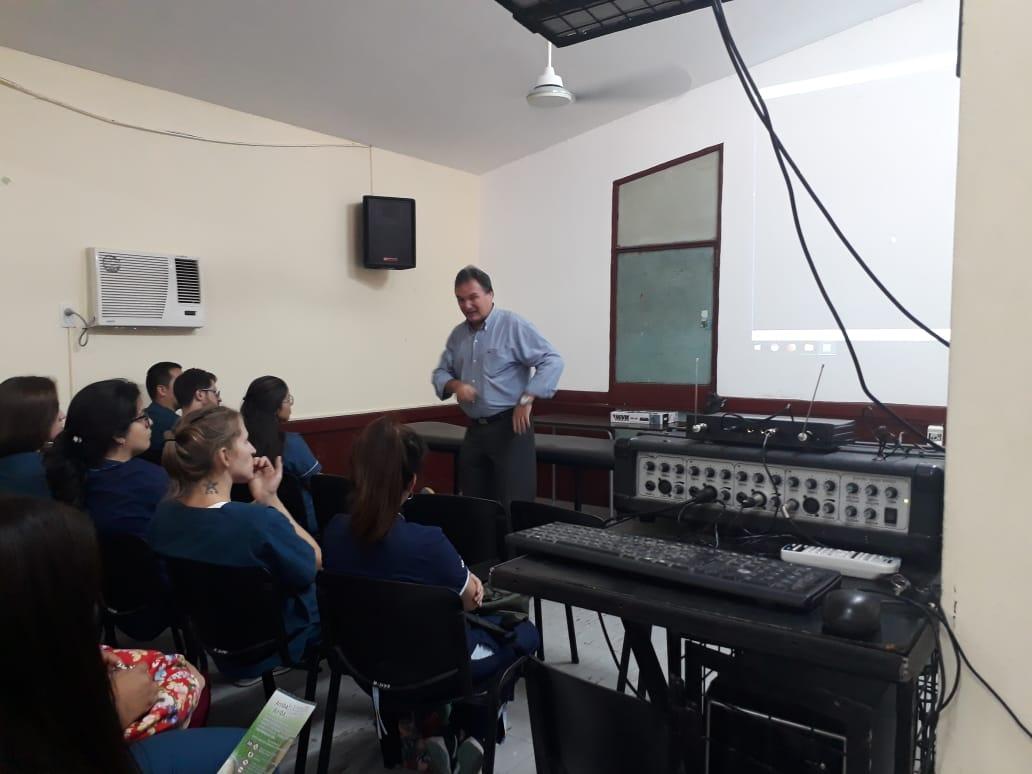 El Ministerio de Educación y la Unne trabajan en un proyecto de Voluntariado social