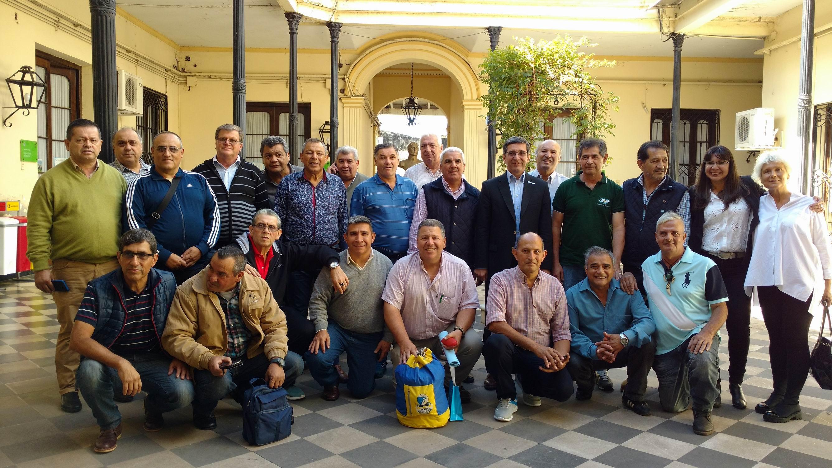 El gobernador Gustavo Valdés recibirá a los 20 ex combatientes  correntinos que protagonizaron el histórico regreso a Malvinas