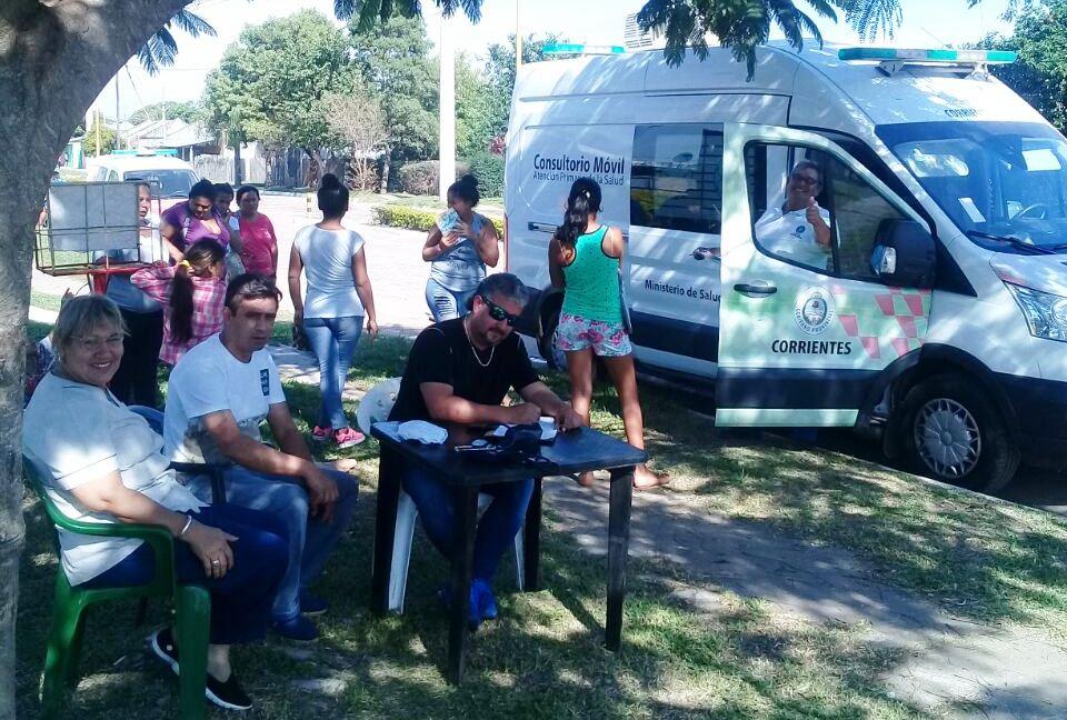 Salud Pública continúa con los operativos integrales
