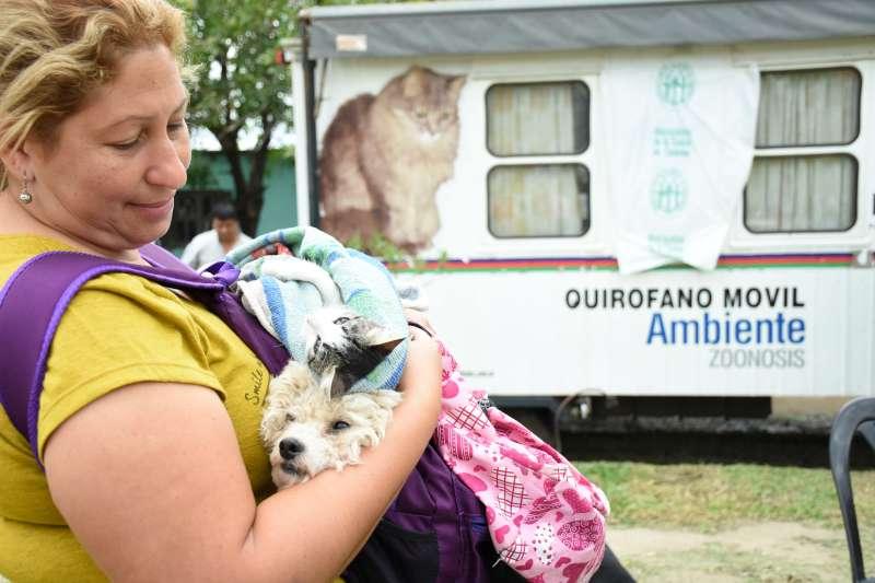 Convocante operativo de vacunación, desparasitación y castración de animales