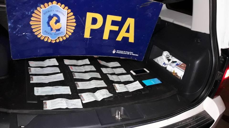 Secuestran más de 460 mil pesos en Paso de los Libres