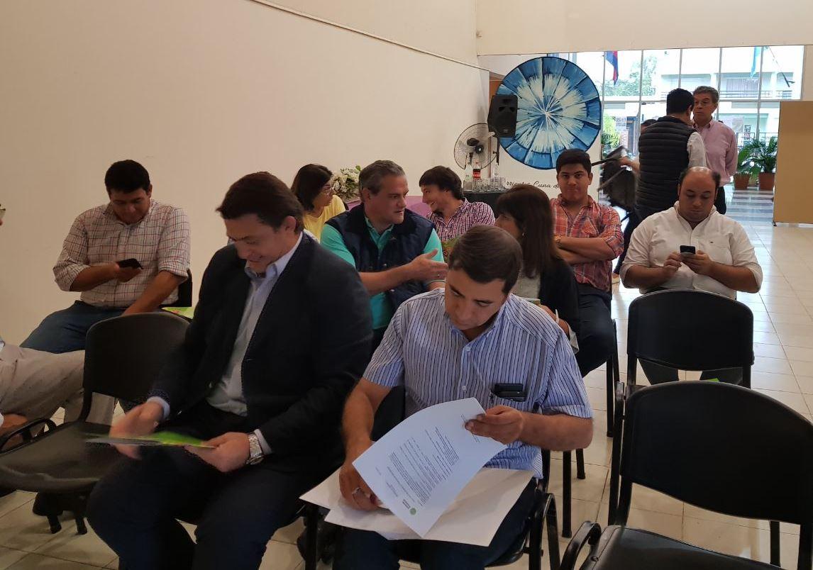 Provincia amplía el abordaje integral de saneamiento ambiental en Curuzú