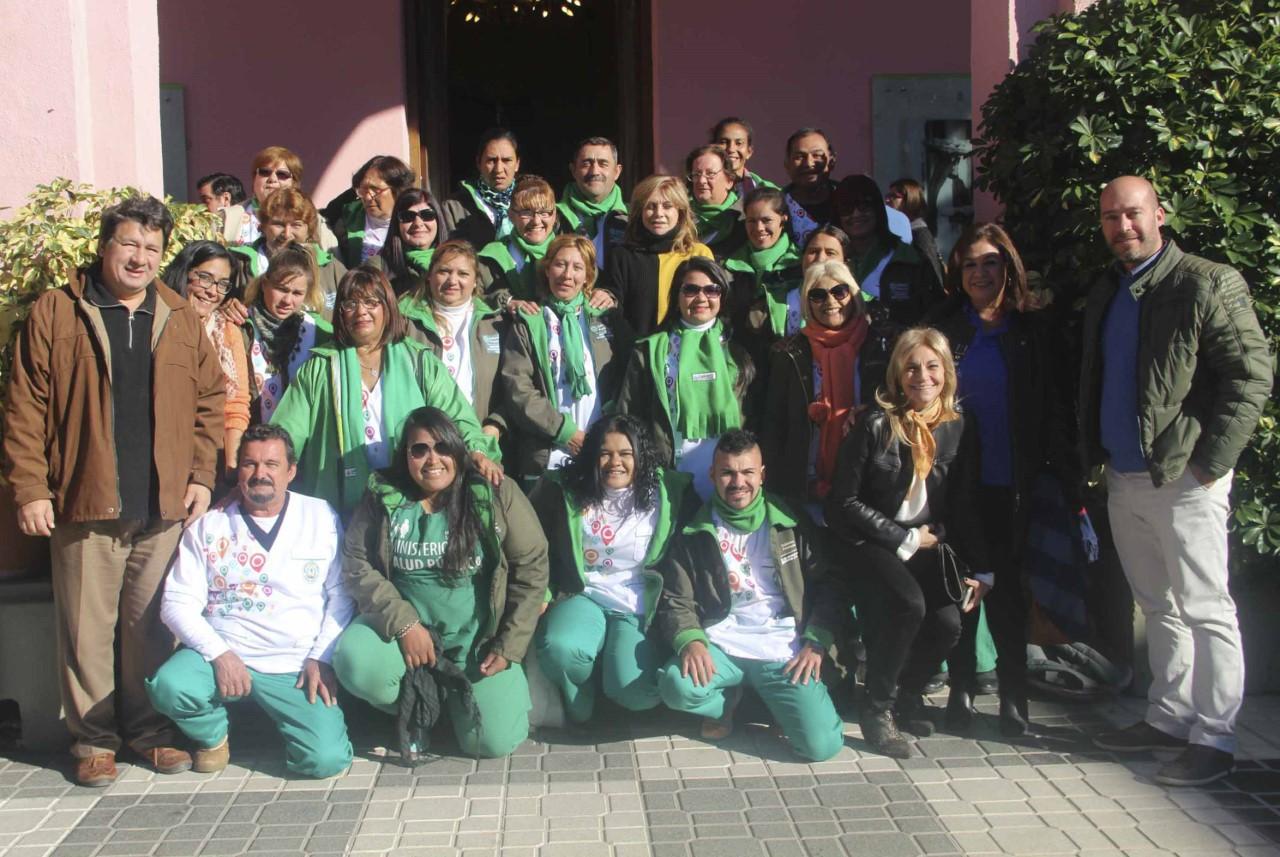 Rubinstein destacó que la salud pública en Corrientes es un modelo para todas las provincias