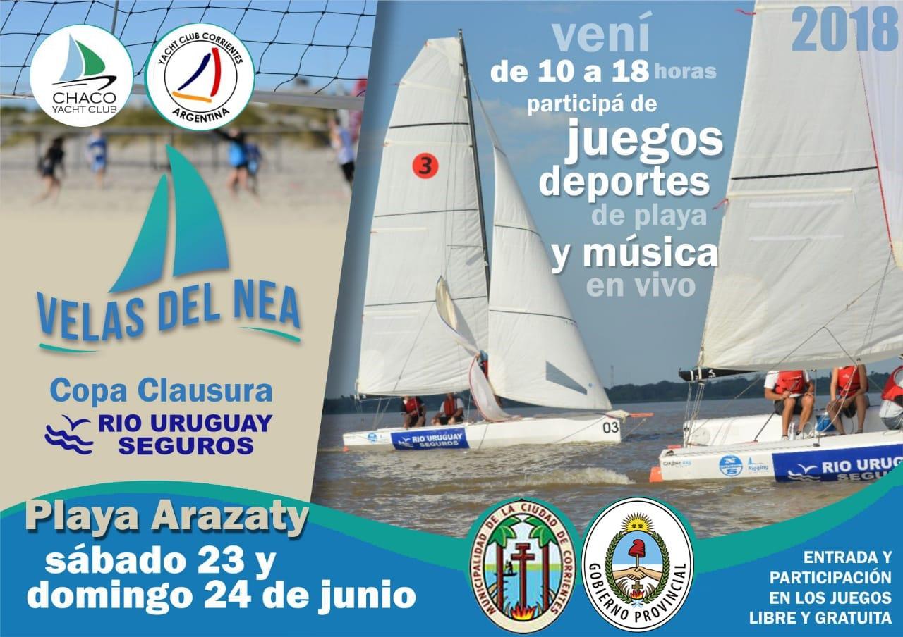 "Este fin de semana se realiza el evento ""Velas del Nea"""