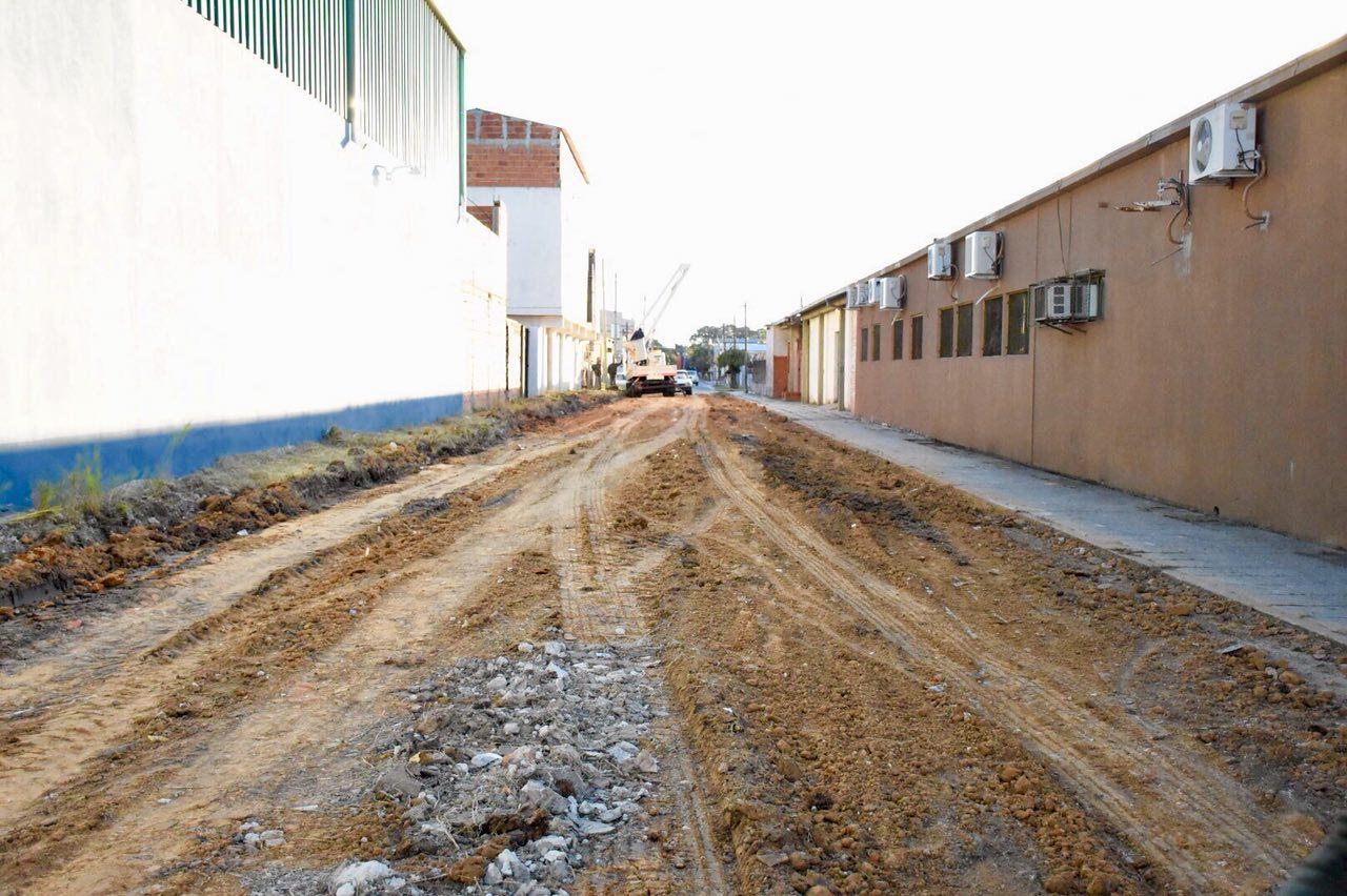 Mejoras en la transitabilidad en el barrio Codepro